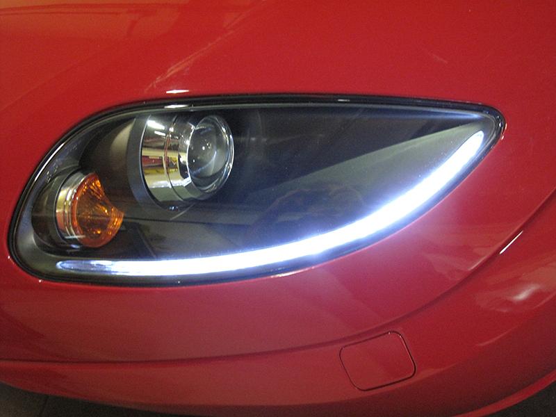 luz dia Ferrari